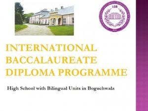 LOB School Brochure