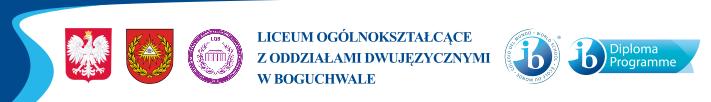 Liceum Ogólnokształcące w Boguchwale